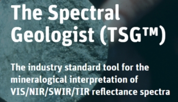 The Spectral Geologist (TSG)
